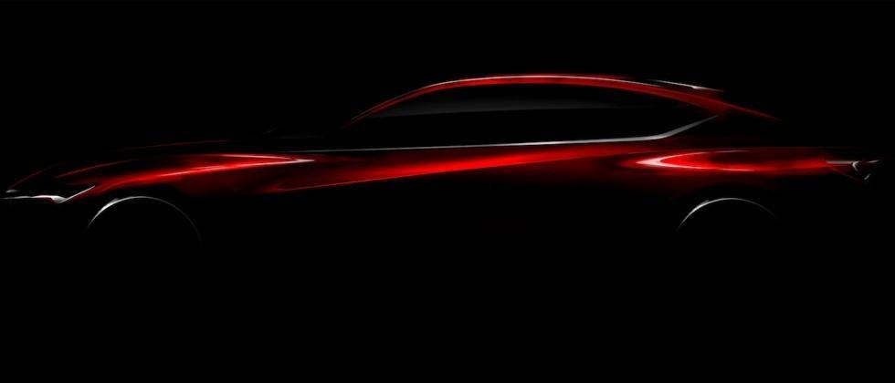Acura previews more aggressive design with Precision Concept
