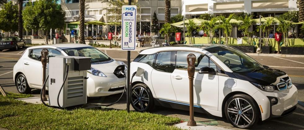 BMW and Nissan team to take on Tesla's Superchargers