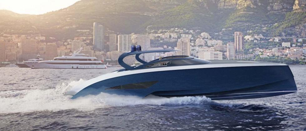 Chiron too mainstream? Check out Bugatti's super-luxe sport yacht