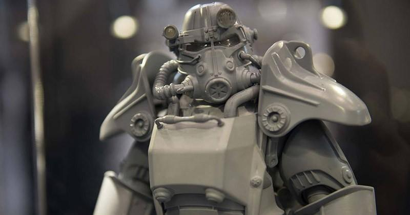 Fallout 4 gets detailed figure with removable armor