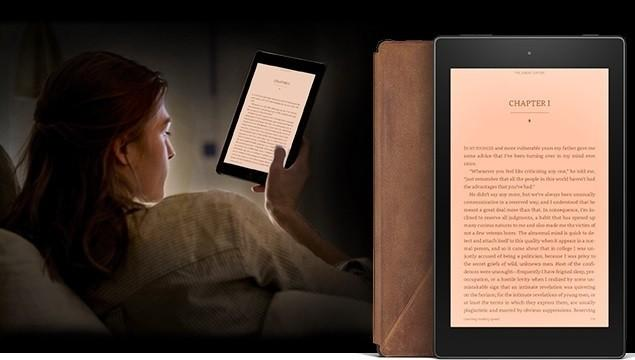 Amazon Fire HD 8 Reader's Edition comes with Kindle Unlimited, leather cover