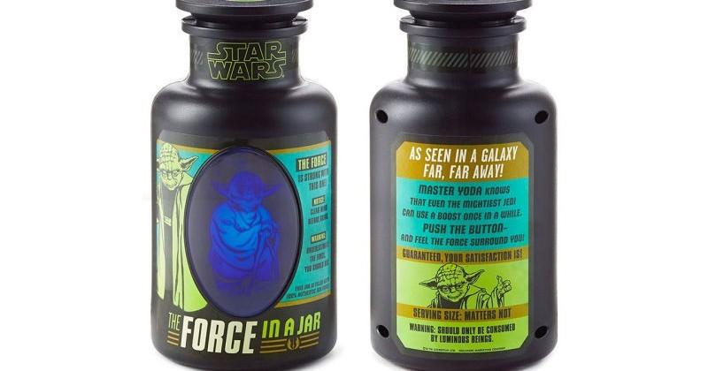 'The Force in a Jar' is a drink for your inner Jedi