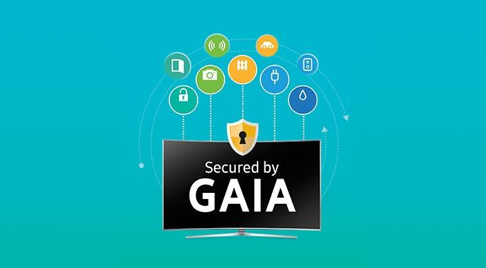Samsung 2016 Smart TVs will have new GAIA security solution