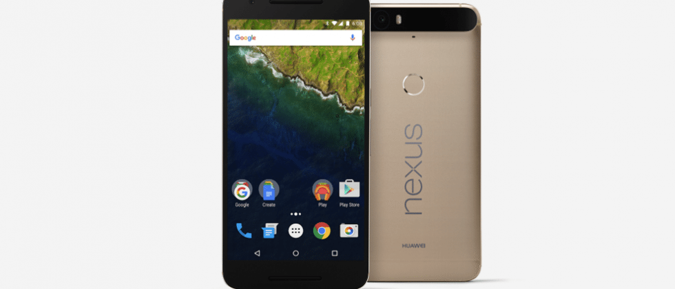 Google might bring Nexus 6P to Best Buy, gold to US