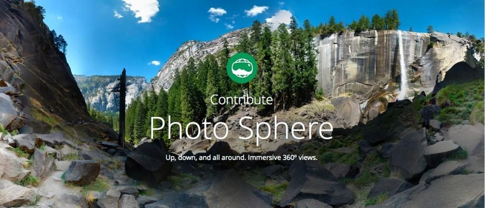 Google Photos update brings Photo Sphere viewing to the web