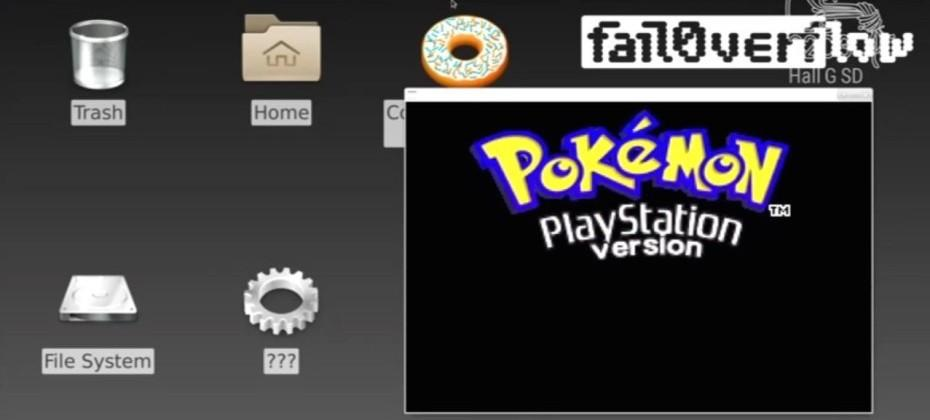 Modders hack PS4 to run Linux and Pokemon