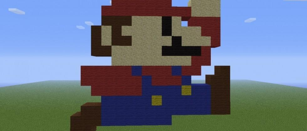 Minecraft on the Wii U: Too little too late
