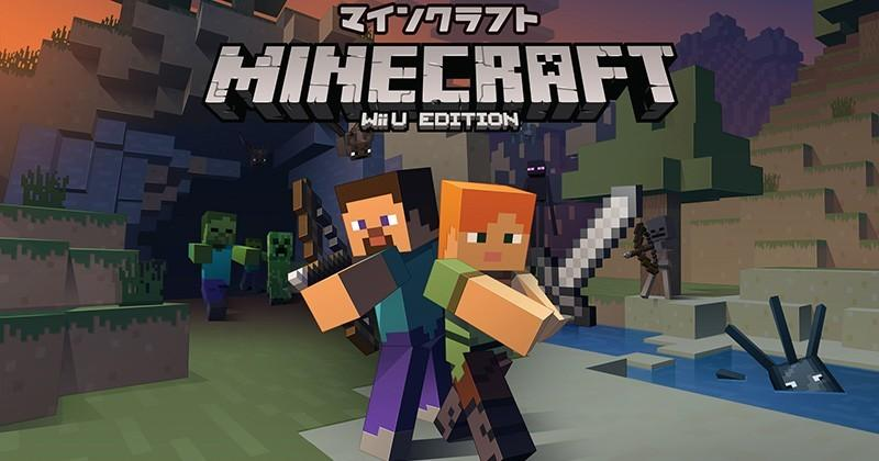 Minecraft Wii U Edition gets keyboard and voice chat support