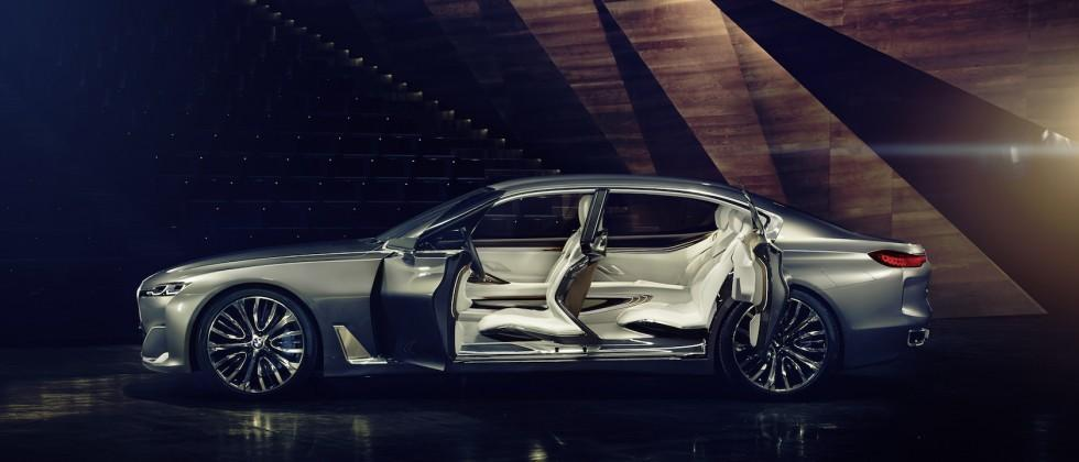 BMW 9 Series and i6 EV tipped for 2020 Tesla headache