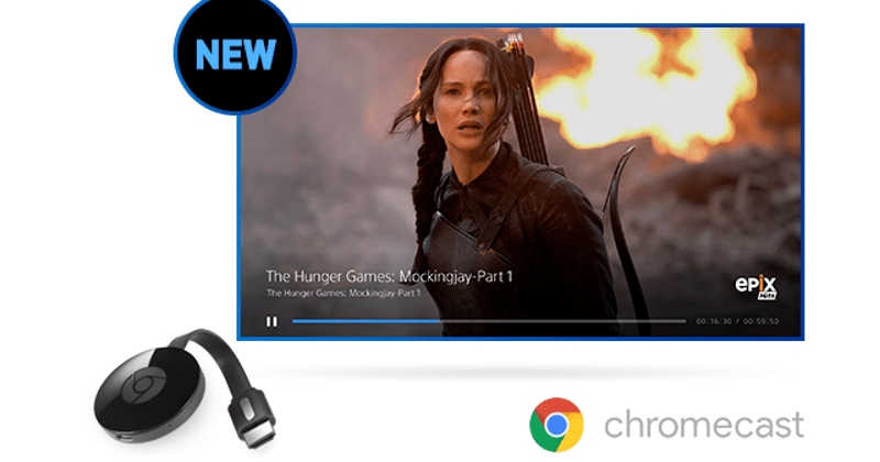 PS Vue Chromecast support ironically lands first on iOS