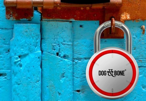 Dog & Bone's Bluetooth padlock makes keys and dials obsolete