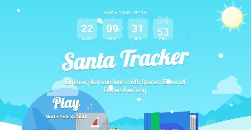 Google's new Santa Tracker teaches kids coding skills