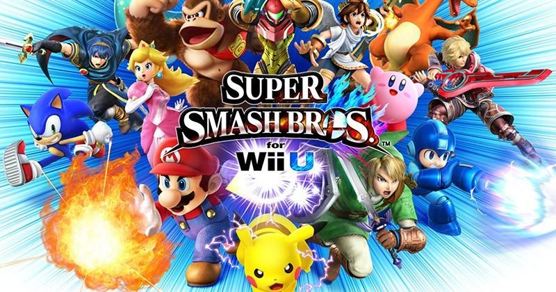 Control 8 characters with this Smash Bros. glitch