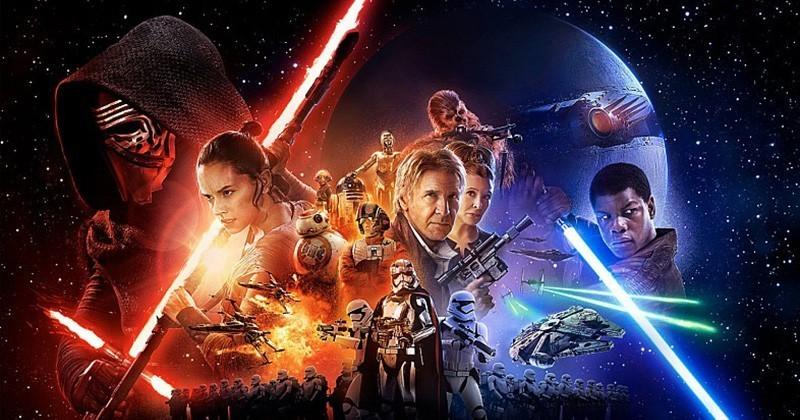 Star Wars: The Force Awakens breaks $100 million in advance sales