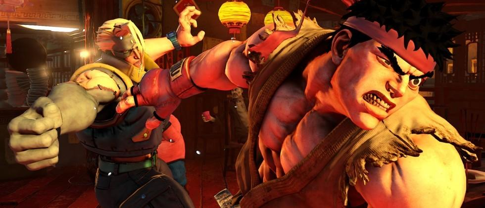 Street Fighter V is coming to SteamOS, will support Steam Controller