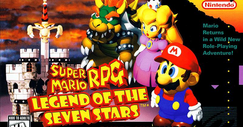 Super Mario RPG hits the Wii U Virtual Console