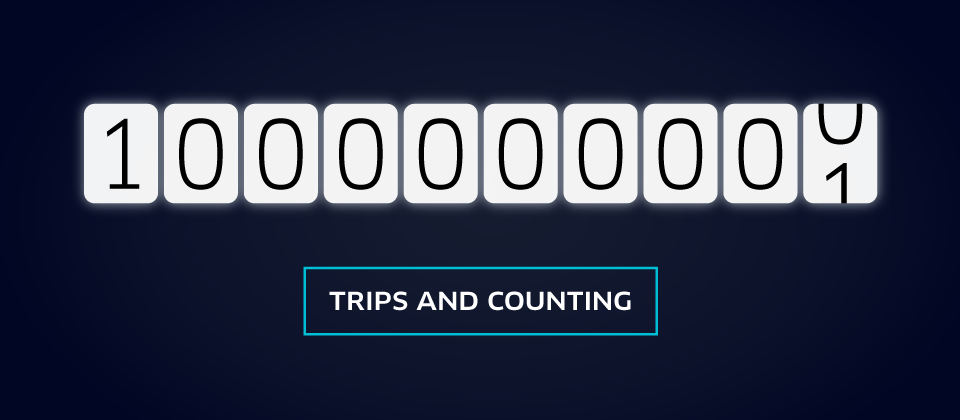 Uber gave its one billionth trip on Christmas Eve