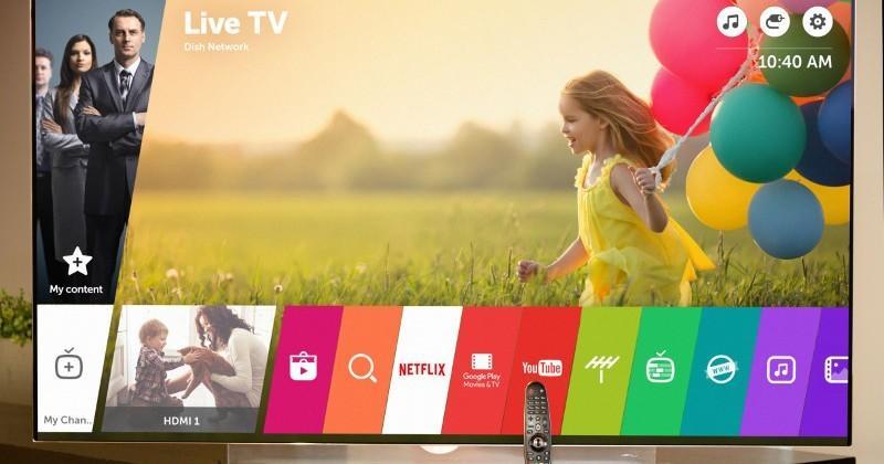 LG will show off new webOS 3.0 for smart TVs at CES 2016