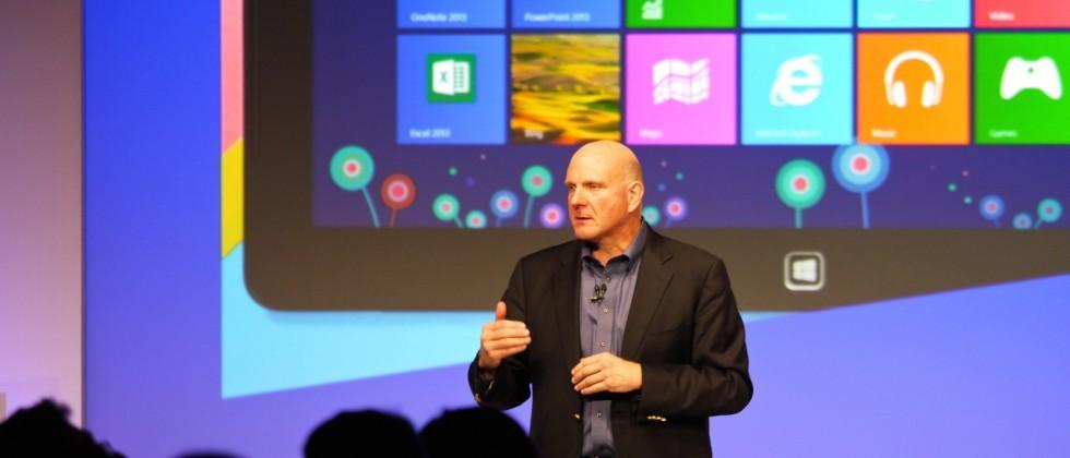 Windows phones should run Android apps, says Steve Ballmer