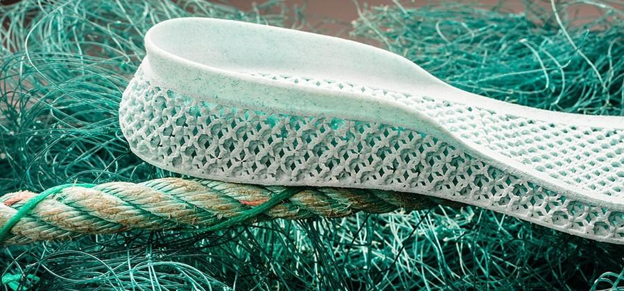 Adidas and Parley for the Oceans unveil running shoe made from ocean trash