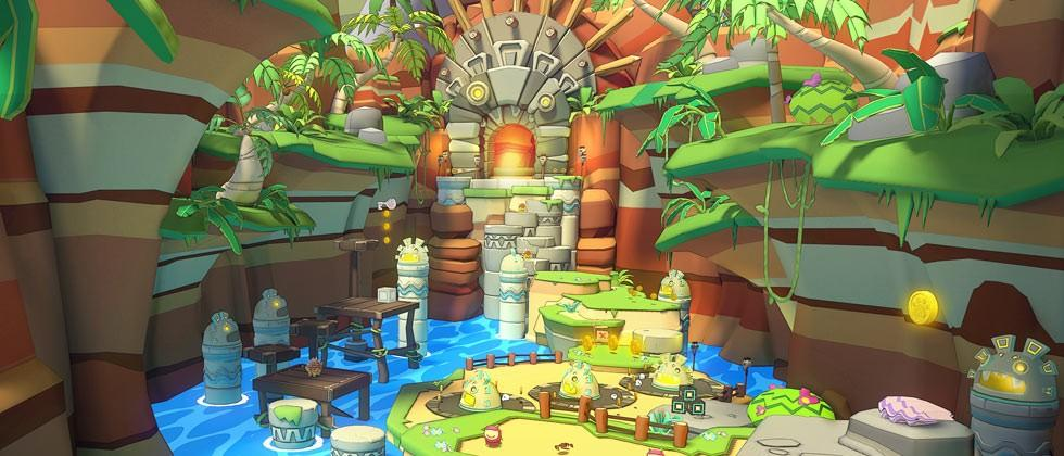 Oculus Rift to come bundled with Lucky's Tale