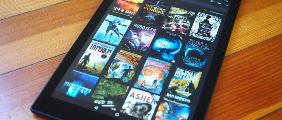 Amazon Fire tablets get night-friendly display mode