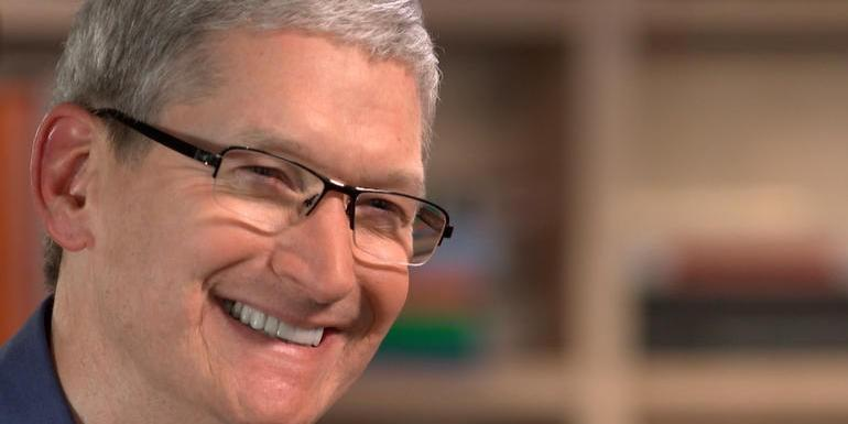 Tim Cook talks about the future of Apple in 60 Minutes interview