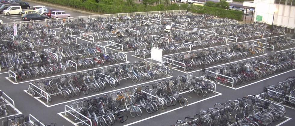 Global bicycle ownership rates see big downturn
