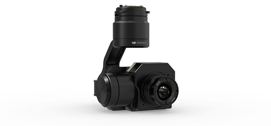 DJI and FLIR create Zenmuse XT thermal camera for drones