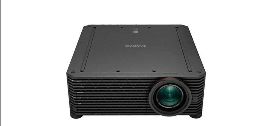 Canon Realis 4K500St Pro projector supports 4k and 5000 lumens