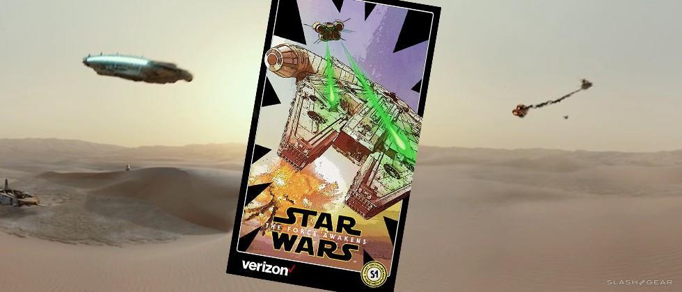 Inside Verizon's Star Wars VR adventure
