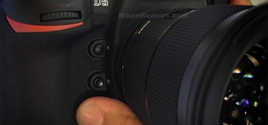 Nikon D5 to pack 20MP sensor tips source