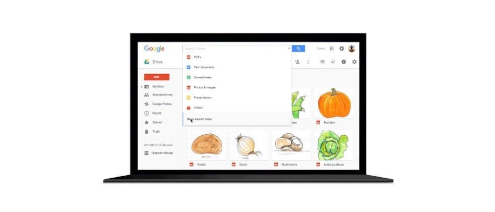 Google Drive gets big bump in search-friendliness