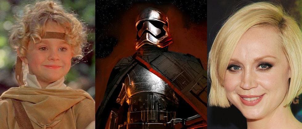 Star Wars: The Force Awakens' secret little Ewok