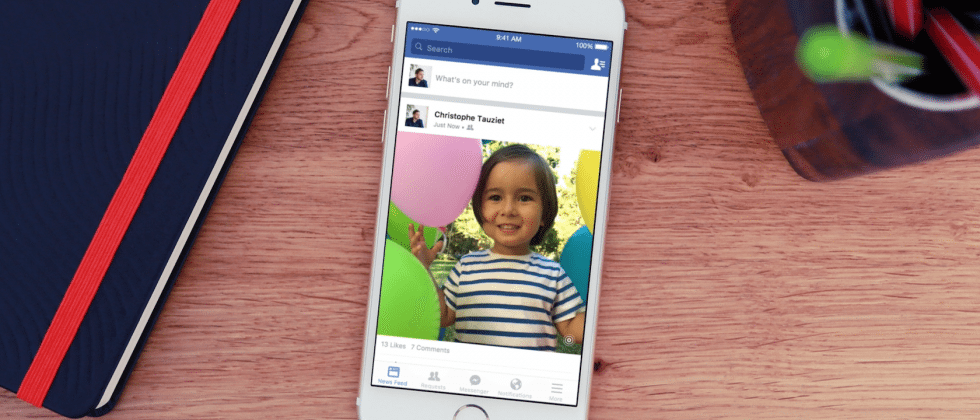 Now you can Facebook share iPhone 6s' Live Photos
