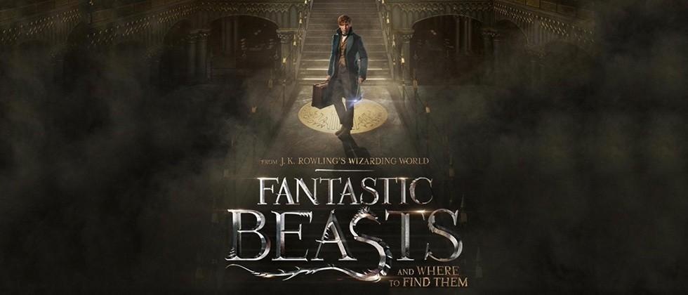 "New Harry Potter trailer revealed: ""Fantastic Beasts"" in full effect"