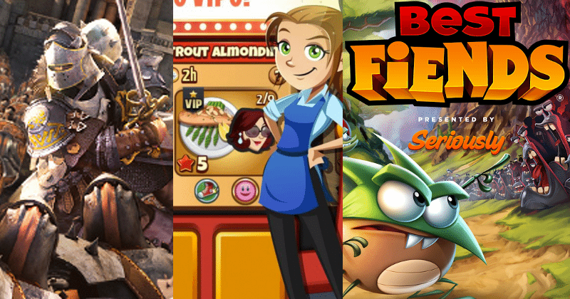 Behold Facebook's top and most notable games of 2015