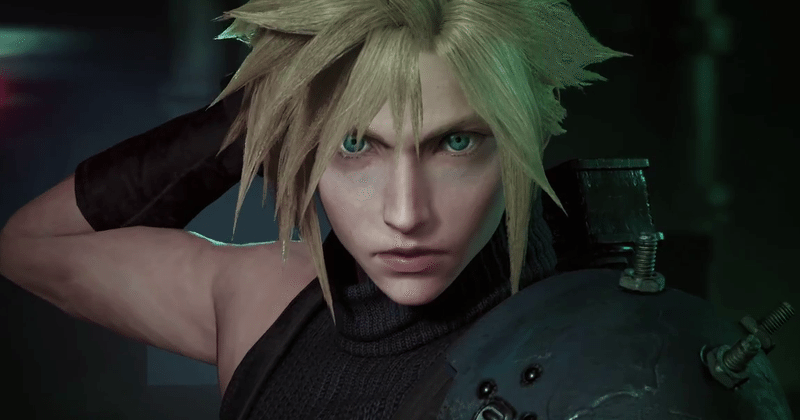 Multi-part FF7 Remake teased, original launches on PS4