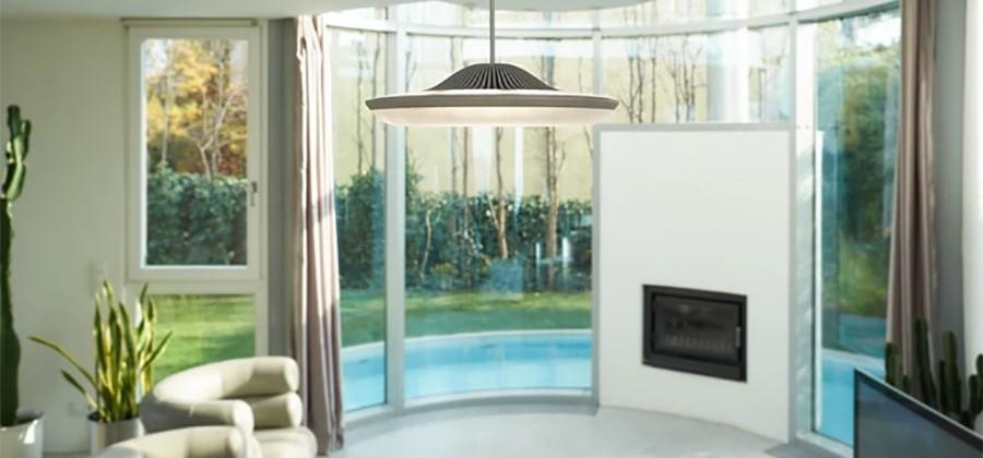 Fluxo smart lamp shines light where you want it