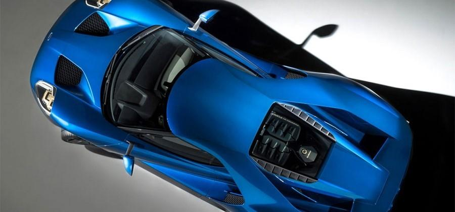 Ford GT to use Gorilla Glass Hybrid Windshield