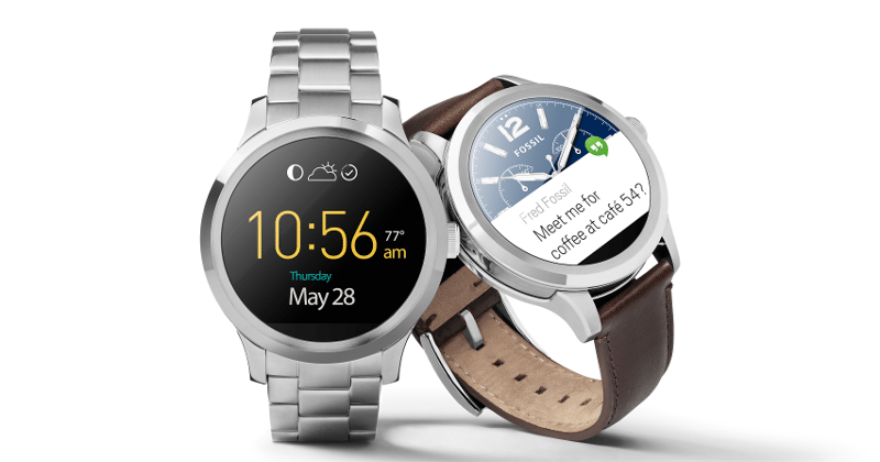 Now the Fossil Q Founder in Google Store is really for  sale