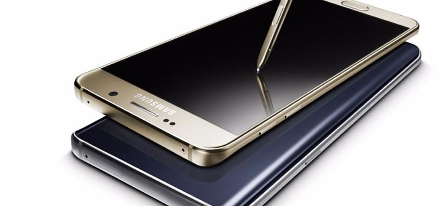Galaxy Note 5 heads to UK in late January
