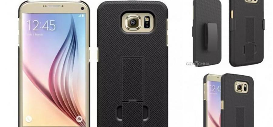 Samsung Galaxy S7 and S7 Plus cases show off smartphone designs