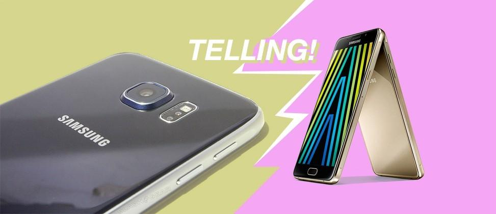 Galaxy S7 design details: what the Galaxy A can tell us