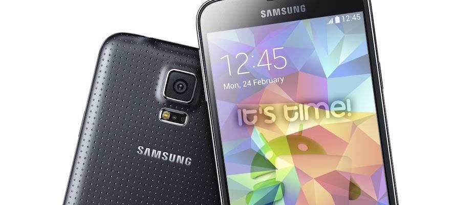 Galaxy S5 Android Marshmallow update: mistake or fake?