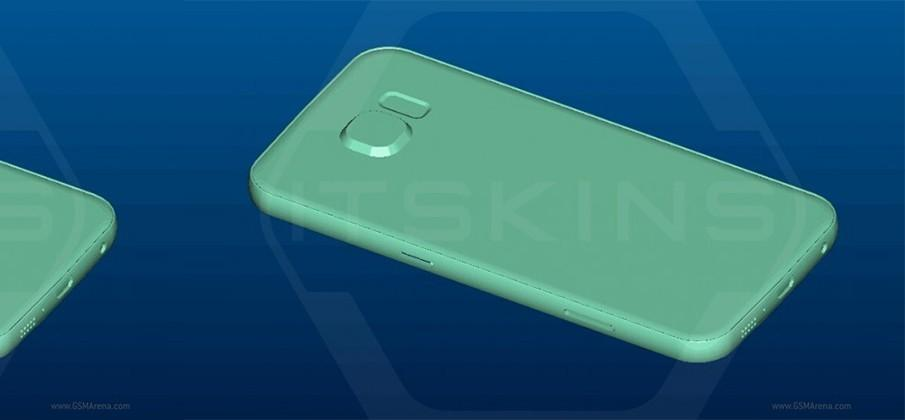 Samsung Galaxy S7 details leak in skin release images