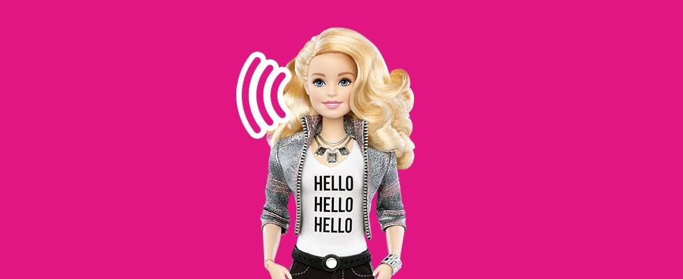 Hello Barbie, hello another kid security nightmare