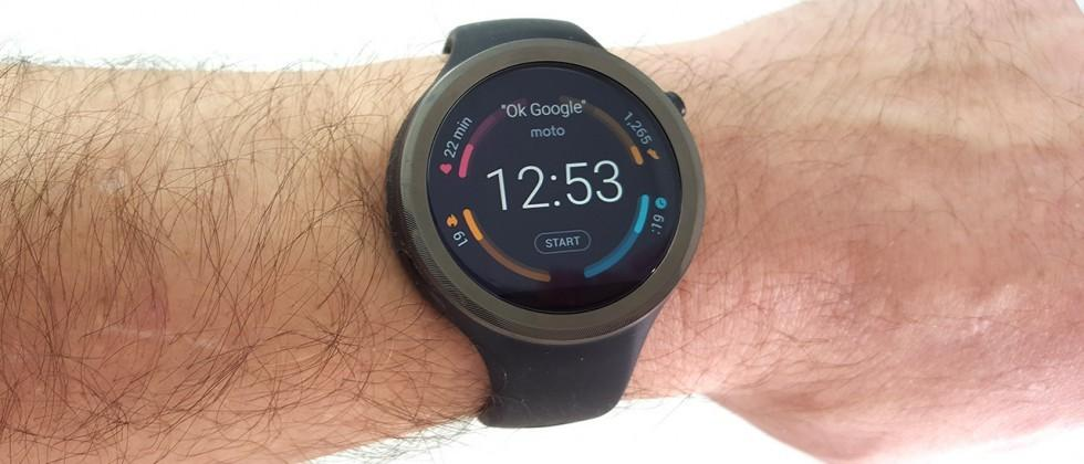 Moto 360 Sport Review Part I: Day 1, Comfort