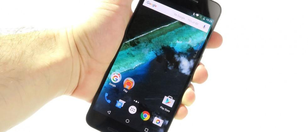 You can now get a 64GB Nexus 6P from Best Buy