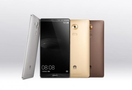 Huawei to put its best foot forward in the US with Mate 8 launch